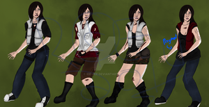 Rie L4D FC Outfit Designs by Rie--Rie