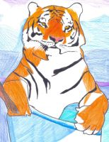 Life Of Pi by BenjiPrice