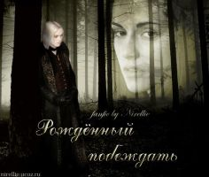 Caius Volturi and Bella Cullen by Nirellie