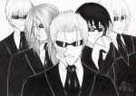 Men in Black by dark-tarou