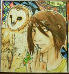 The Owl, Pt.3 by Jaqie