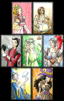 Bookmarks by Adrakitt