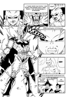DBM Perfect Cell vs Mega Buu Page 3. by DBZ2010