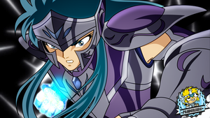 Saint Seiya - DIAMOND DUST! by TheWolfMonster