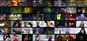 Jump Festa 2013: Kingdom Hearts HD 1.5 ReMIX by Legend-tony980