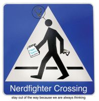 Nerdfighter Crossing by cricketty