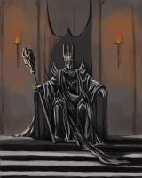 Sauron by AnotherStranger-Me