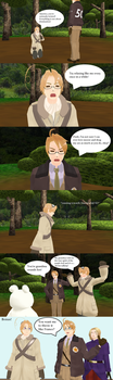 MMD Hetalia - After the catch game by PikaBlaze