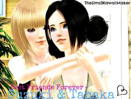 BFF by TheSims3KawaiiMaker