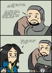 Fallout 4: Questions by bookwormcat