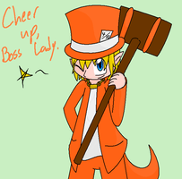 ...And a hatter. by sami86404