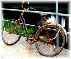 Rusty old thing... by Windsfantasy