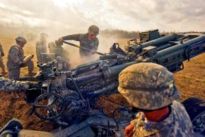 M777 Howitzer by MilitaryPhotos