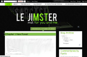 Le Jimster: Blog Preview by el-Jimmeister