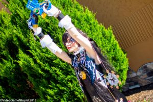 ColossalCon 2015 - Bayonetta(PS) 05 by VideoGameStupid