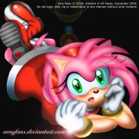 -:- Amy Rose -:- by Zachary-Moonlight