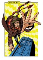 Doctor Who by markwelser