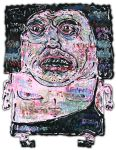 Andre the Giant by justinaerni