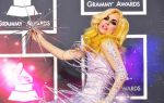 GaGa At The Grammys 2 by AmongTheDistantStars