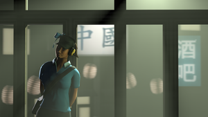 Femscout: Chinese Bar by Sync-7