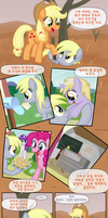 Return To Equestria page12 (korean translated) by jeoong94