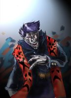 Morbius by facelesscow