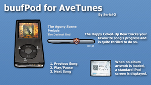 buufPod for AveTunes by serial-x