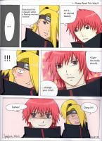 Sasori Wins by JauntyEyes