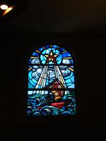 Stained Glass by stephuhnoids