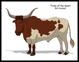 TotH: Bull Concept - Name me by Wild-Hearts