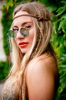 I Wanna Be a Hippie by marthanumber23