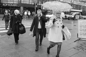 Busy people by Itsiko