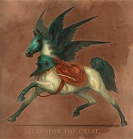 Alexander the Great by 3Daemon