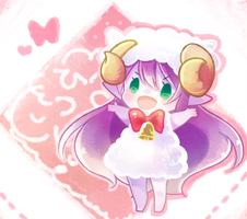 sheep lulu by MizoreAme