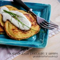 mustard and philadelphia cheese pancakes by Pokakulka