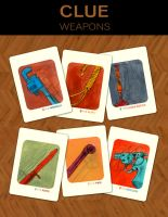 Clue: Weapons by Deimos-Remus