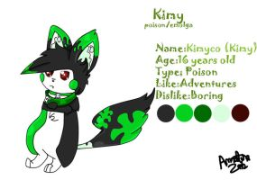 Kimy the eletonga by AmaterasuWarrior