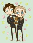 Sherlock won and I was happy by Fensterseifer