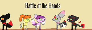Battle of the bands by StarDaFluffyEevee