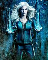 Official Poster for Killer Frost in the Flash S2! by Artlover67