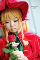 I will be alice - Rozen Maiden by yivonvon