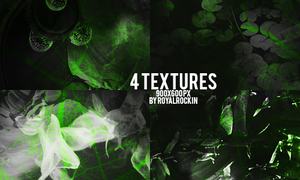 4 textures pack by royalrockin
