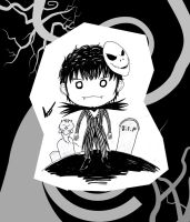 Ichi as Jack Skellington by iCHig0man