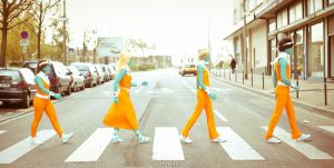 5555, Abbey Road by Erendrym