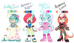 [OTA CLOSED] Adopts batch #1 by KetLike