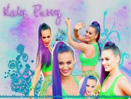 Wallpaper Katy Perry by BeliebersEditions