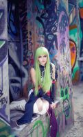 Code Geass- C2 (2) by kazeplay