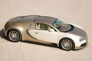 Bugatti Veyron Golden by TheCarloos