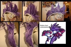 hades hair commission by smallfry09