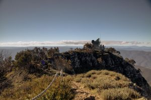 The Pinnacles - Fire Lookout by PTC